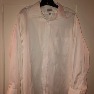Other - White button down shirt.